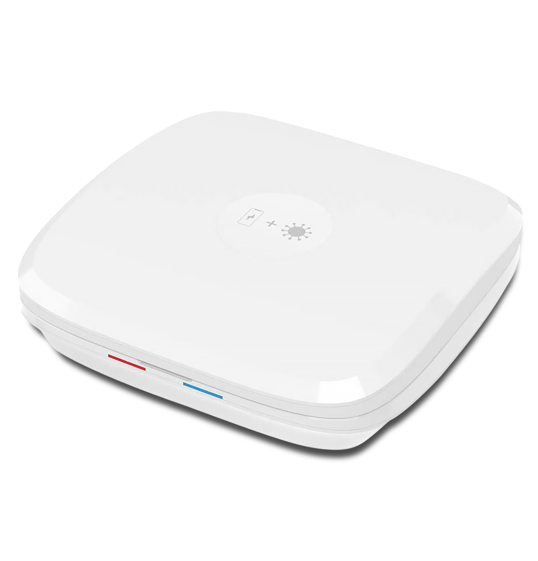 UV Smartphone Sanitizer/Wireless Charger